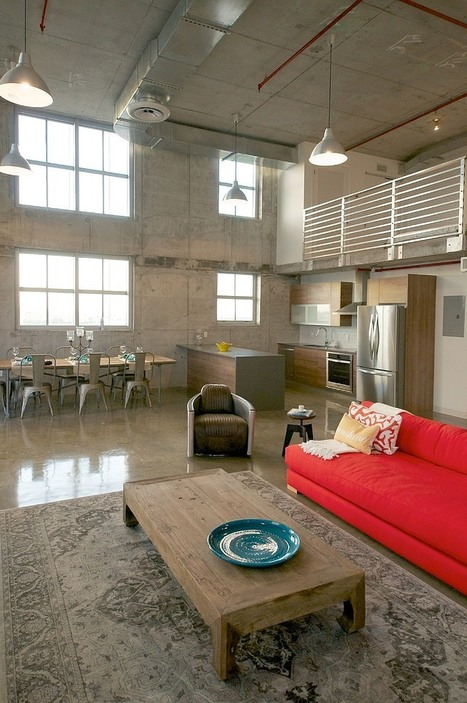Wynwood Loft by Danna B Interiors | Home Adore | Properties in Mangalore shimoga hubli | Scoop.it