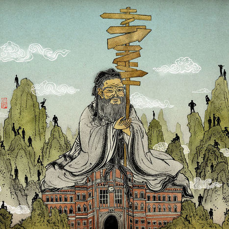 The College of Chinese Wisdom | Natural History, Environment, Science, & Technology | Scoop.it