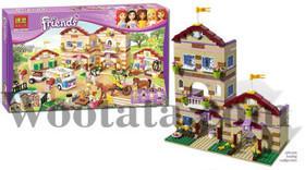 Mainan Terbaik untuk Anak Perempuan 6 Tahun Block Friends 10170 | Toko Mainan Anak Online | Scoop.it