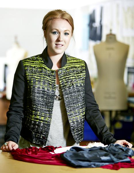 Flookburgh student has designs on turning heads | Manchester School of Art @ Graduate Fashion Week | Scoop.it