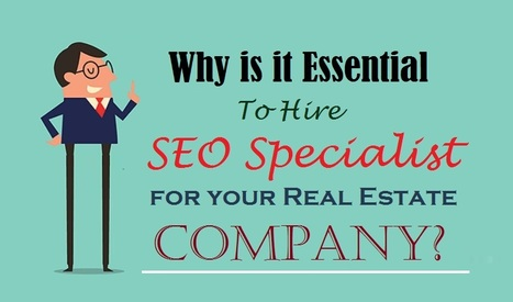 Why is it Essential to Hire SEO Specialist for your Real Estate Company? | Website Development| E-Commerce | web design | SEO Services | TRIDINDIA IT Solutions | Scoop.it