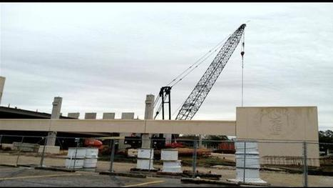 Progress made on McNeese student parking garage | Lake Charles, Louisiana | Scoop.it