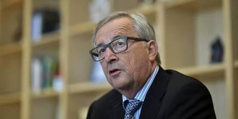 "Migrants en Méditerranée: ""Ceci n'est pas l'Europe"" écrit Jean-Claude Juncker 