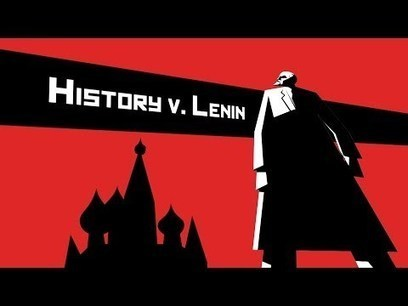 History vs. Vladimir Lenin   Life in Moscow From an Expat Perspective   Scoop.it