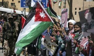 Police staves violence as Jordanian protests continue | Coveting Freedom | Scoop.it