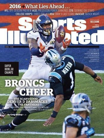 Von Miller on the cover of Sports Illustrated | NFL Football and Fandomonium | Scoop.it