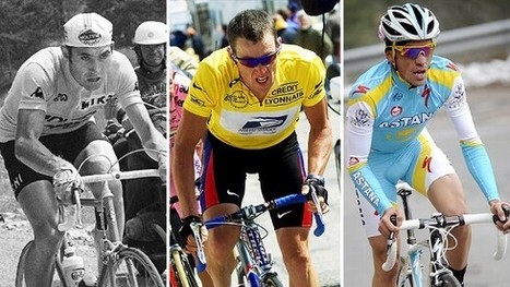 Caple: The 100 most significant moments in Tour de France history | French Evangelical News | Scoop.it