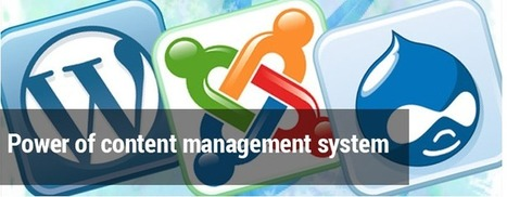 Power of content management system (CMS) | Blog Community – WebDesignInChennai | Technology Blog WDIC | Web Design Trends by WDIC | Scoop.it