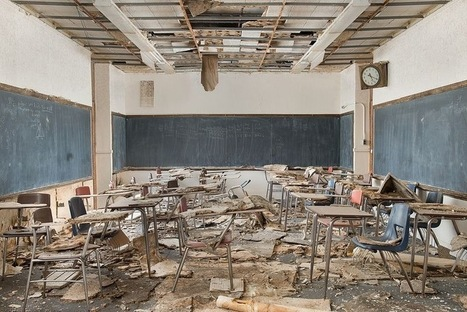 Abandoned Places by Bart Synowiec | Photographers To Watch | Scoop.it