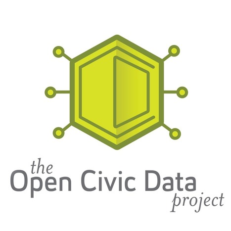 Open Civic Data project | Open Government Daily | Scoop.it