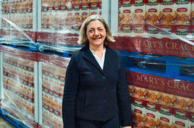 How Mary's Gone Crackers Is Feeding The Craze For Healthy Snacks | Fast Company | Catering, Food Baskets, Delicatessan, Parties, Weddings | Scoop.it