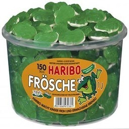 Haribo Rane 150pz caramelle gommose | Caramelle gommose e dolci | Scoop.it