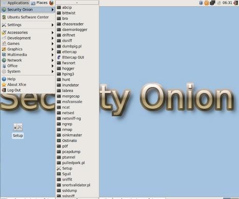 Une distrib linux orientée sécurité: Onion LiveCd | Geekeries de ... | GNU-LINUX | Scoop.it