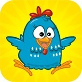 Lottie Dottie Chicken for iOS (iPhone, iPad, iPod, Mac) - Free Download - iPadle | Free Software | Scoop.it