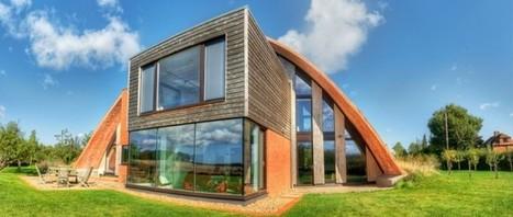 Heti videó | UK Passivhaus Awards 2013 - Koos | architecture..., Maisons bois & bioclimatiques | Scoop.it