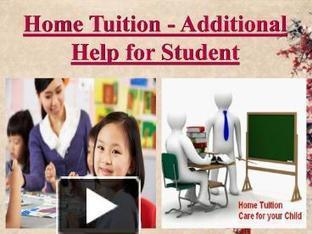 Looking for Home Tuition in Malaysia | Education | Scoop.it