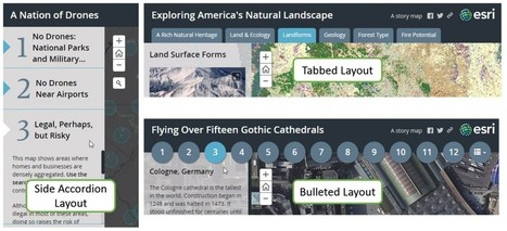 How to launch a Story Map Series at a specific entry | ArcGIS Blog | Geospatial Pro - GIS | Scoop.it