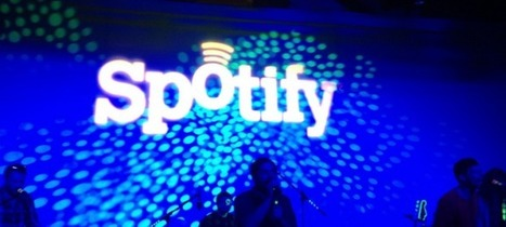 Spotify Was Hacked, Warns Android Users Of Impending Update | FootprintDigital | Scoop.it