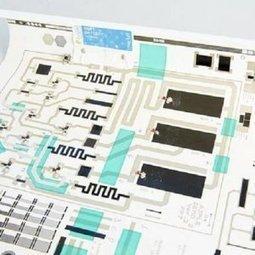 Addio silicio, i microchip diventano di carta | Prospettive tecno-umane | Scoop.it