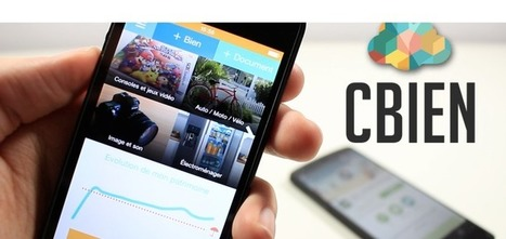 Cbien: L'application dédiée à l'inventaire et à la gestion de vos biens en ligne | Sécurité : inventaire, protection, assurance | Scoop.it