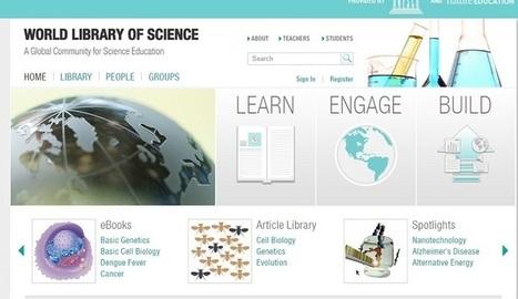 UNESCO lanza su biblioteca online para ofrecer recursos web gratis para todos - Nerdilandia | CETIS 31 ACOPAÑAMIENTO DOCENTE | Scoop.it