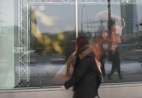 H&M using huge LED screens in shop windows « Retail Innovation | LED DISPLAY | Scoop.it