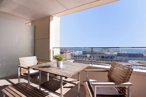 Precioso piso en alquiler en Diagonal Mar Barcelona   Barcelona   Scoop.it