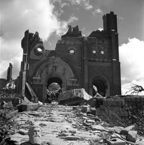"""""""Nagasaki, August 9, 1945"""" by Michaito Ichimaru Essay Sample"""