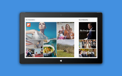 Flipboard Is Coming to Windows | Life @ Work | Scoop.it