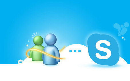 Confirmed: Windows Live Messenger Is Out, Skype Is In | teaching with technology | Scoop.it