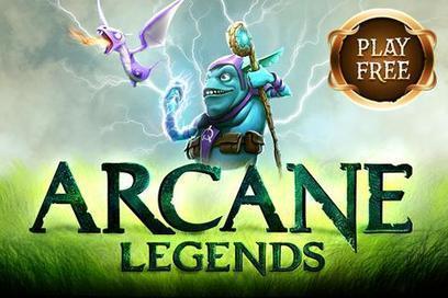 Arcane Legends Hack Tool | Extensions to Games - the best all hacks, cheats, keygens! | Scoop.it
