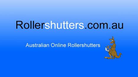 Roller Shutters Australia on Google+   Roller Shutters Australia   Scoop.it
