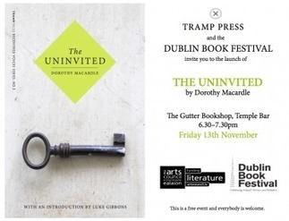 13 Nov: Launch of The Uninvited | The Irish Literary Times | Scoop.it