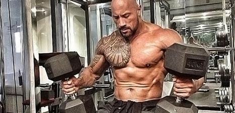 The Rock's Epic Journey To Hercules | HealthConnect | Scoop.it