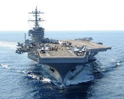 Nuke carrier leads US strike force into Syrian waters | MN News Hound | Scoop.it