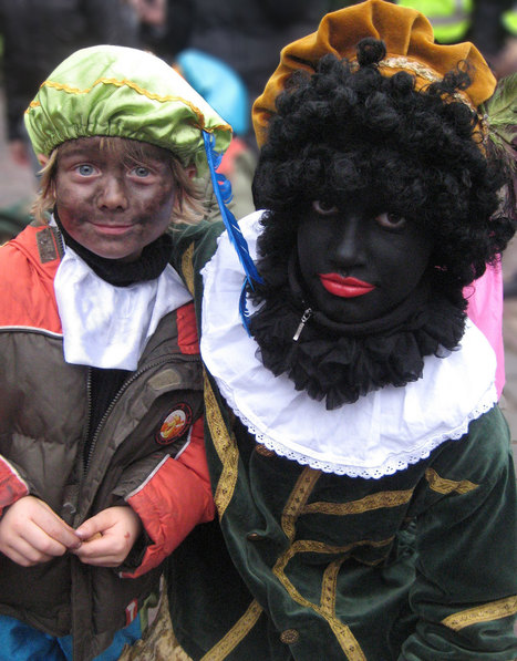 Christmas in the Netherlands: a Canadian meets Zwarte Piet - Boing Boing | Racism in the Netherlands | Scoop.it