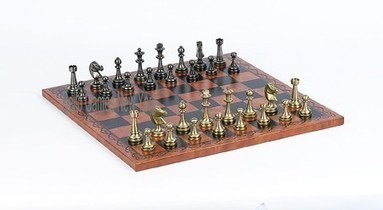 Decorative Staunton Chess Set | Chess Boards and Pieces | Scoop.it