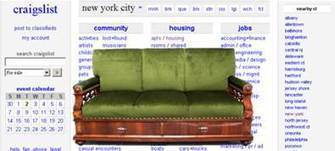 How to find sweet deals on furniture using Craigslist | Moving to New York City | Scoop.it