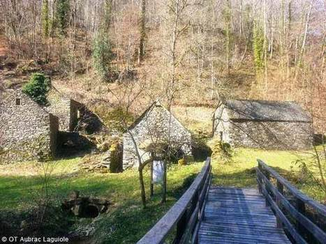 Et si on allait se promener du côté du Moulin de Terral… | L'info tourisme en Aveyron | Scoop.it