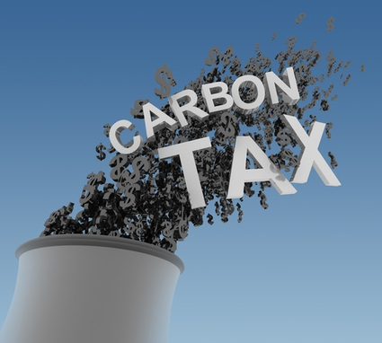 The positive economic impact of a carbon tax in, uh, hang on ... 10 charts | Sustain Our Earth | Scoop.it