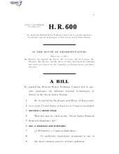 Great Lakes Nutrient Removal Assistance Act (H.R. 600) - GovTrack.us | Algae-based wastewater treatment | Scoop.it