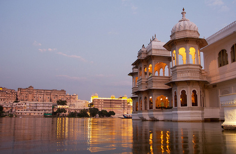 Udaipur The City Of Lakes - Myfoodforu.com | Myfoodforu: All About Food, Travel, Health and Beauty | Scoop.it