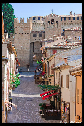 Gradara: the Stronghold, Paolo and Francesca | Le Marche another Italy | Scoop.it