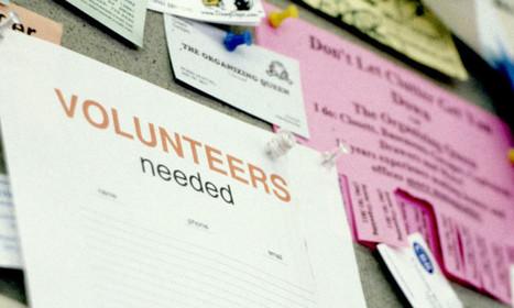Keeping Volunteers Engaged | digitalNow | Scoop.it