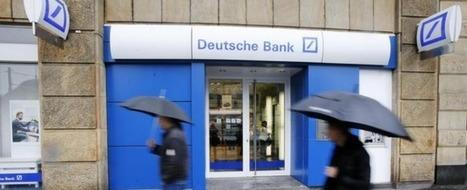 Deutsche Bank, istituto ed ex vertici indagati a Trani per manipolazione del mercato. Nel mirino le vendite di Btp - Il Fatto Quotidiano | Analisi Bancarie:                     controllare le banche | Scoop.it
