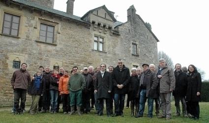 La remarquable entreprise de restauration des Bourines   L'info tourisme en Aveyron   Scoop.it