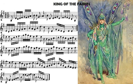 Oberon, King Of The Fairies | A Midsummer Night's Dr3am | Scoop.it