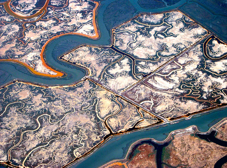 Alexander Heilner Turns Landscapes Into Abstract Art Through Aerial Photography... | Art for art's sake... | Scoop.it