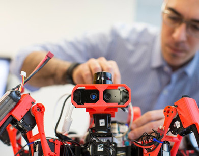 Spider Bots: The Mobile Machines | Engineering Product Design and Development | Scoop.it