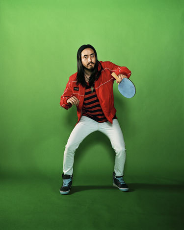 Steve Aoki Unveils New Music Using Turntable.fm | Music business | Scoop.it